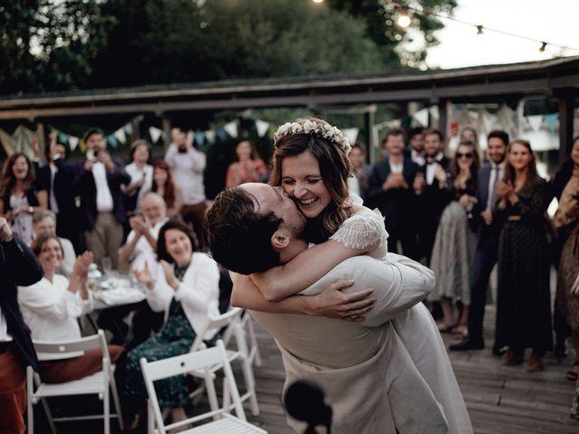 Le mariage de Louis et Pauline à Milhac-de-Nontron, Dordogne 69