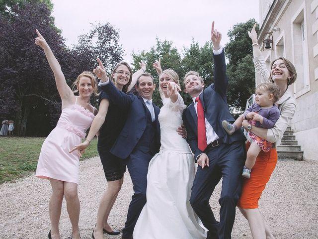 Le mariage de Simon et Romy à Poitiers, Vienne 32