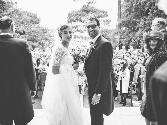 Le mariage de Norvan et Marine à Arcachon, Gironde 31