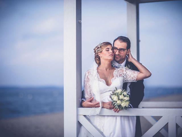 Le mariage de Marine et Norvan