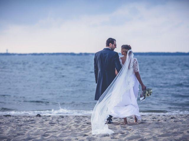Le mariage de Norvan et Marine à Arcachon, Gironde 46