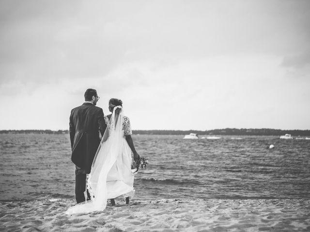 Le mariage de Norvan et Marine à Arcachon, Gironde 47