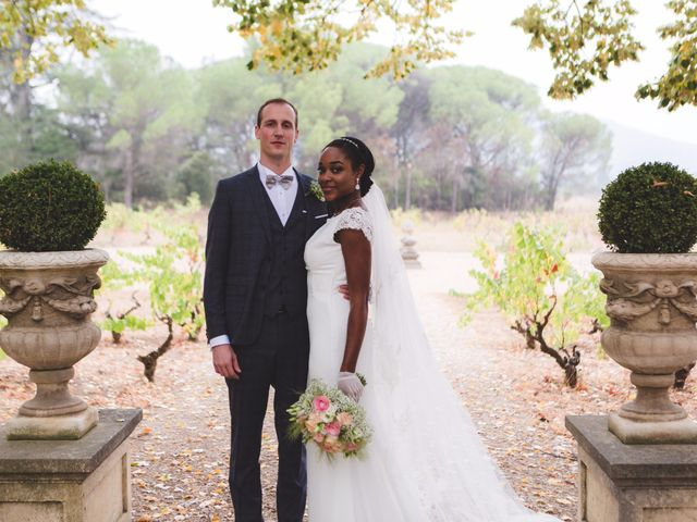 Le mariage de Audrey et Julien