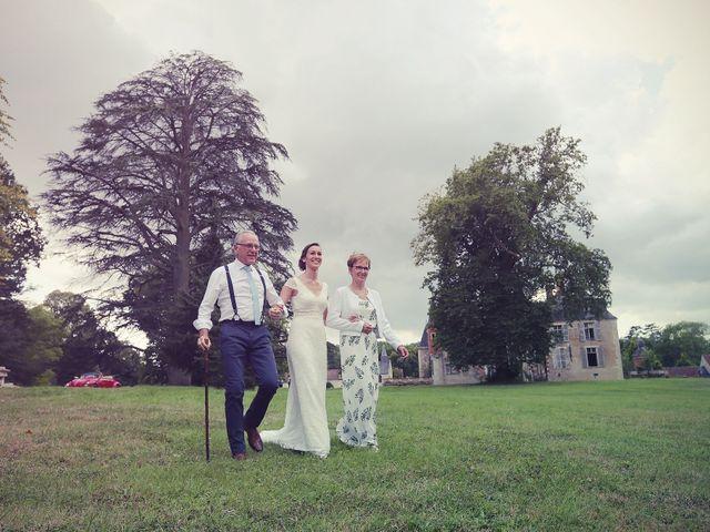 Le mariage de Yoann et Marion à Beaulieu-sur-Loire, Loiret 20