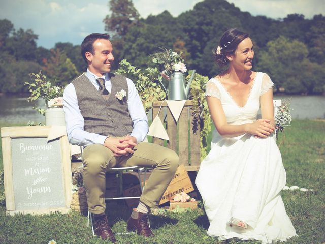 Le mariage de Yoann et Marion à Beaulieu-sur-Loire, Loiret 30