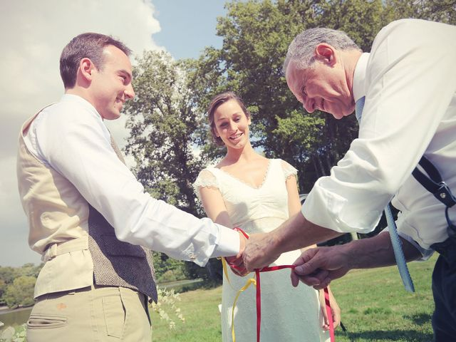 Le mariage de Yoann et Marion à Beaulieu-sur-Loire, Loiret 36