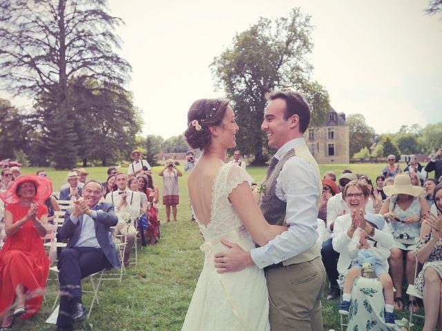 Le mariage de Yoann et Marion à Beaulieu-sur-Loire, Loiret 38