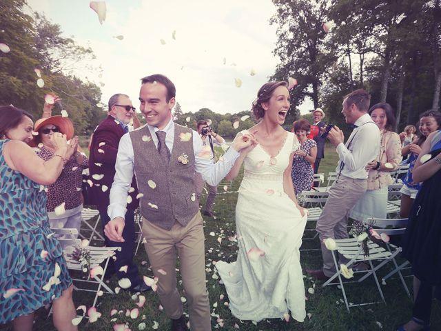 Le mariage de Yoann et Marion à Beaulieu-sur-Loire, Loiret 40