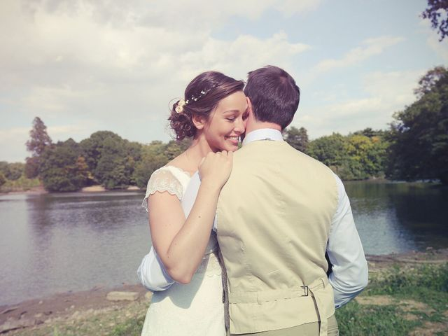 Le mariage de Yoann et Marion à Beaulieu-sur-Loire, Loiret 43