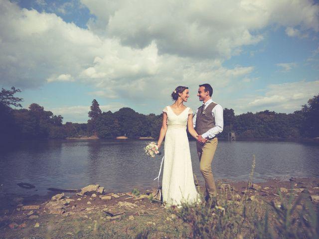 Le mariage de Yoann et Marion à Beaulieu-sur-Loire, Loiret 45