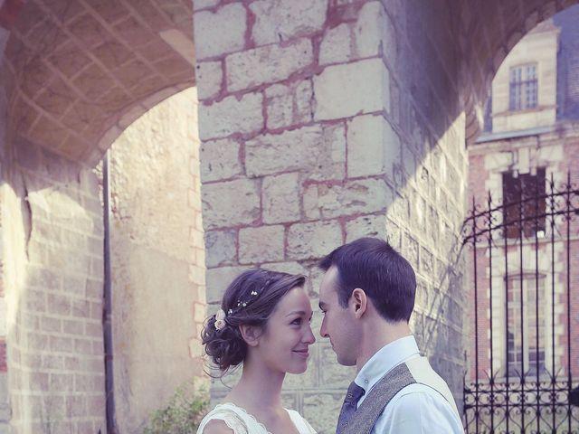 Le mariage de Yoann et Marion à Beaulieu-sur-Loire, Loiret 50