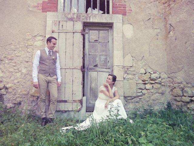 Le mariage de Yoann et Marion à Beaulieu-sur-Loire, Loiret 55