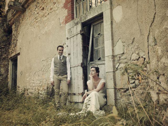 Le mariage de Yoann et Marion à Beaulieu-sur-Loire, Loiret 56