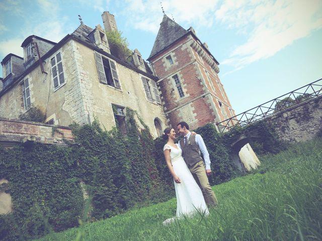 Le mariage de Yoann et Marion à Beaulieu-sur-Loire, Loiret 57