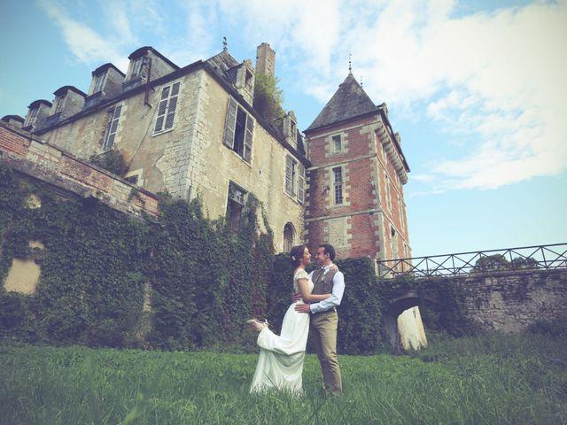 Le mariage de Yoann et Marion à Beaulieu-sur-Loire, Loiret 58