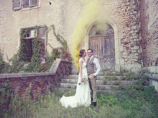 Le mariage de Yoann et Marion à Beaulieu-sur-Loire, Loiret 59