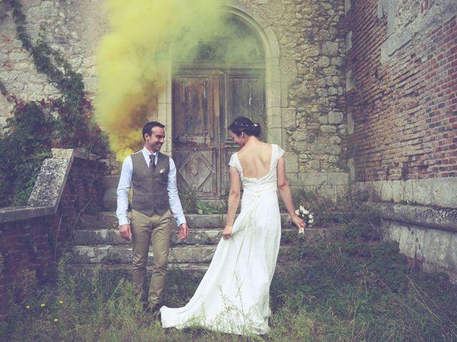 Le mariage de Yoann et Marion à Beaulieu-sur-Loire, Loiret 60