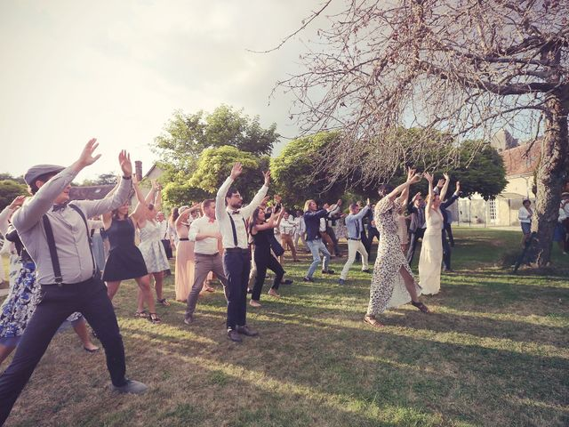 Le mariage de Yoann et Marion à Beaulieu-sur-Loire, Loiret 78
