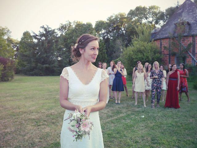 Le mariage de Yoann et Marion à Beaulieu-sur-Loire, Loiret 84