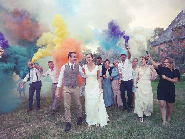 Le mariage de Yoann et Marion à Beaulieu-sur-Loire, Loiret 89