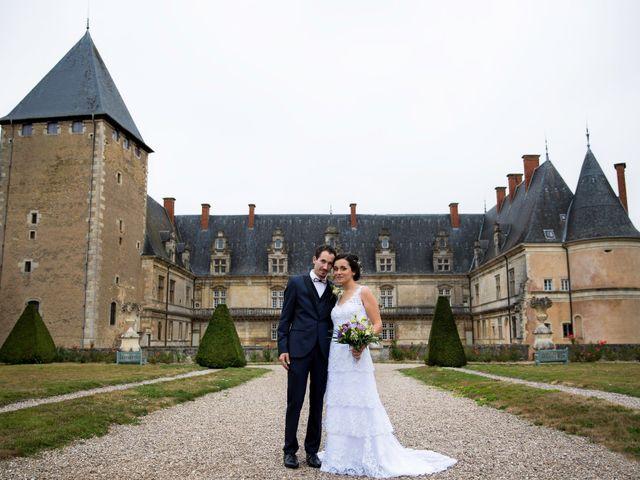 Le mariage de Fred et Lisa à Pont-Saint-Vincent, Meurthe-et-Moselle 15