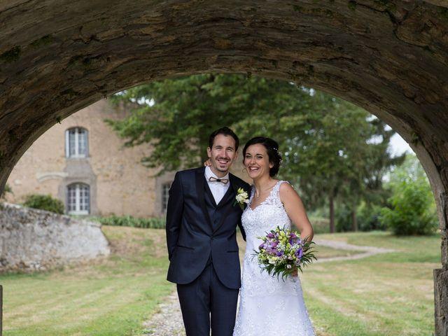 Le mariage de Fred et Lisa à Pont-Saint-Vincent, Meurthe-et-Moselle 19