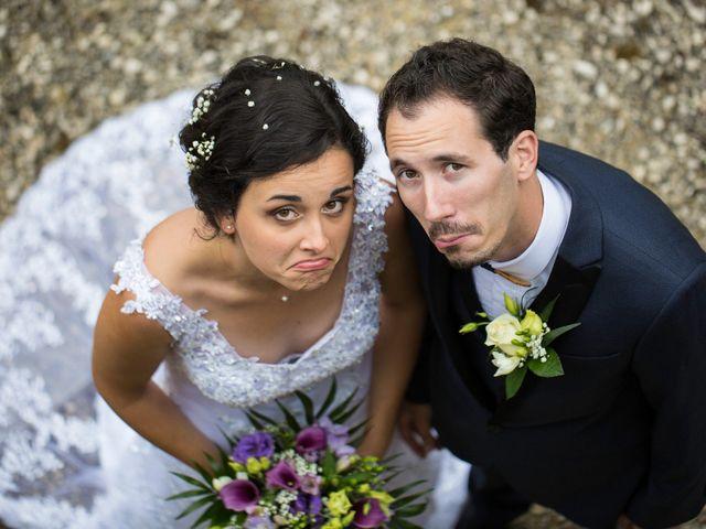 Le mariage de Fred et Lisa à Pont-Saint-Vincent, Meurthe-et-Moselle 20
