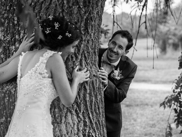 Le mariage de Fred et Lisa à Pont-Saint-Vincent, Meurthe-et-Moselle 23