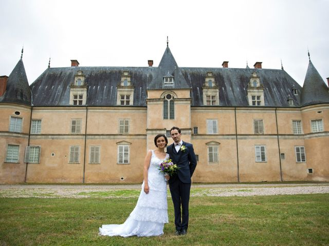 Le mariage de Fred et Lisa à Pont-Saint-Vincent, Meurthe-et-Moselle 29