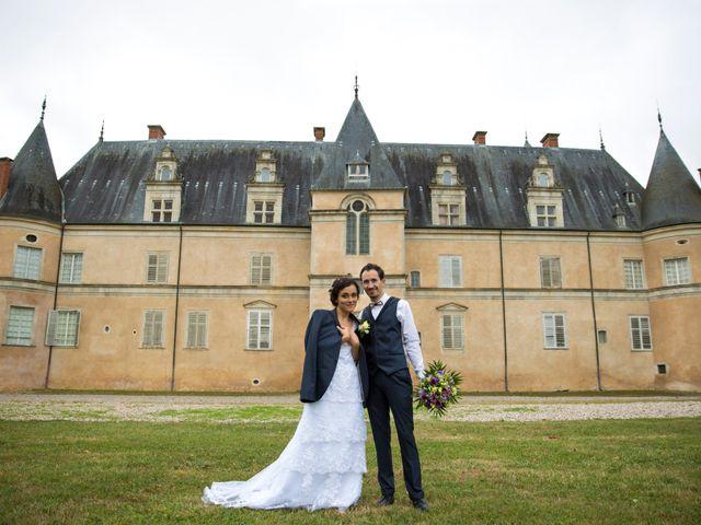 Le mariage de Fred et Lisa à Pont-Saint-Vincent, Meurthe-et-Moselle 30