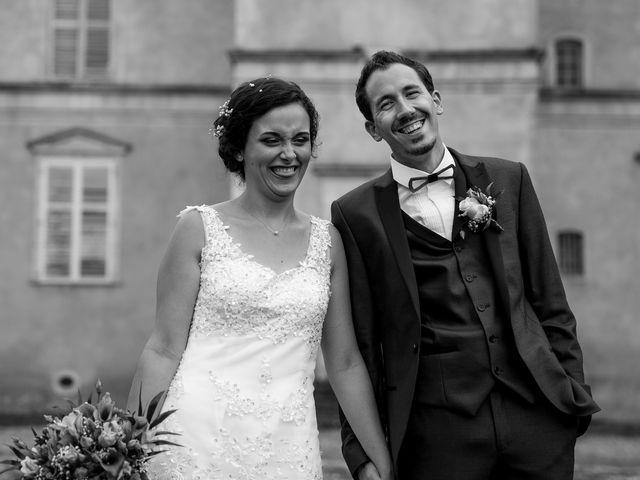 Le mariage de Fred et Lisa à Pont-Saint-Vincent, Meurthe-et-Moselle 31