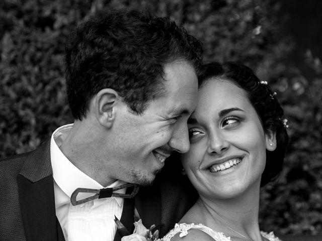 Le mariage de Fred et Lisa à Pont-Saint-Vincent, Meurthe-et-Moselle 35