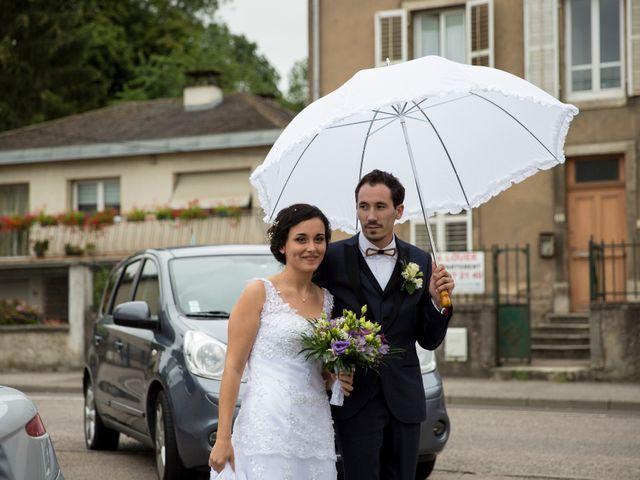 Le mariage de Fred et Lisa à Pont-Saint-Vincent, Meurthe-et-Moselle 36