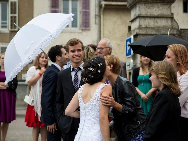 Le mariage de Fred et Lisa à Pont-Saint-Vincent, Meurthe-et-Moselle 37