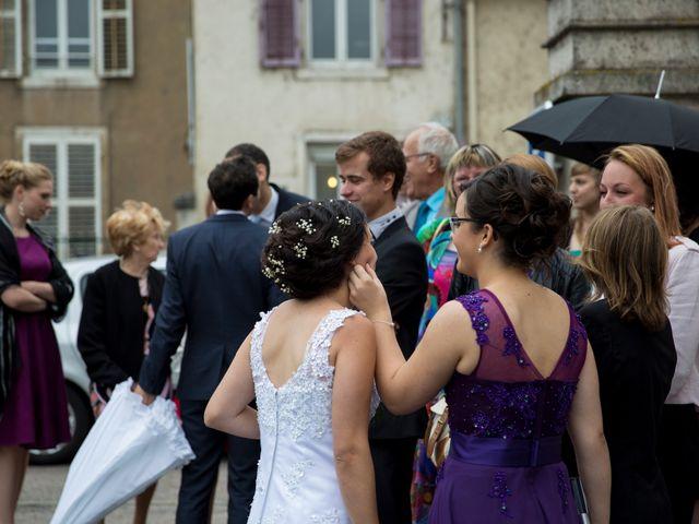 Le mariage de Fred et Lisa à Pont-Saint-Vincent, Meurthe-et-Moselle 38