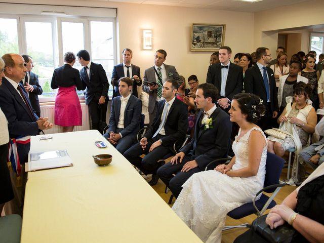 Le mariage de Fred et Lisa à Pont-Saint-Vincent, Meurthe-et-Moselle 41