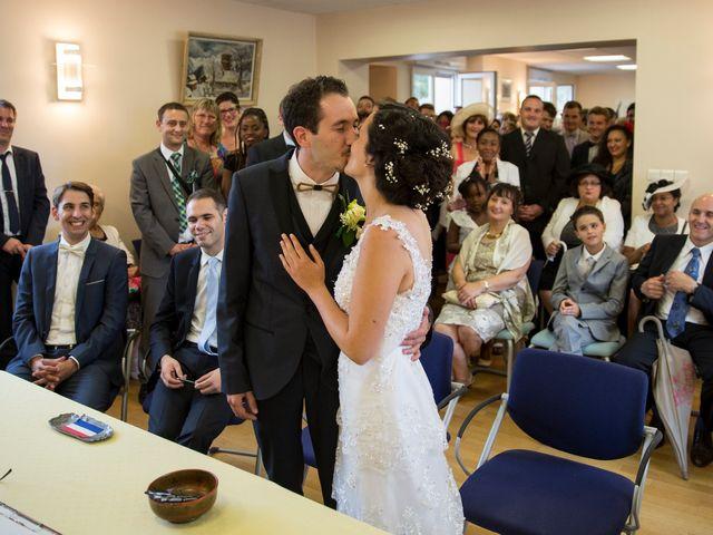 Le mariage de Fred et Lisa à Pont-Saint-Vincent, Meurthe-et-Moselle 43