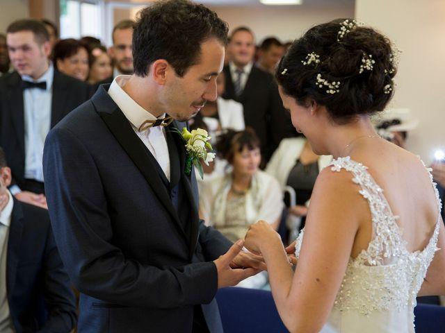 Le mariage de Fred et Lisa à Pont-Saint-Vincent, Meurthe-et-Moselle 44