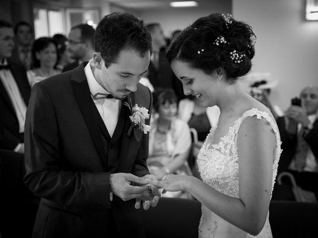 Le mariage de Fred et Lisa à Pont-Saint-Vincent, Meurthe-et-Moselle 45
