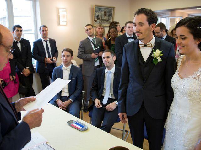 Le mariage de Fred et Lisa à Pont-Saint-Vincent, Meurthe-et-Moselle 46