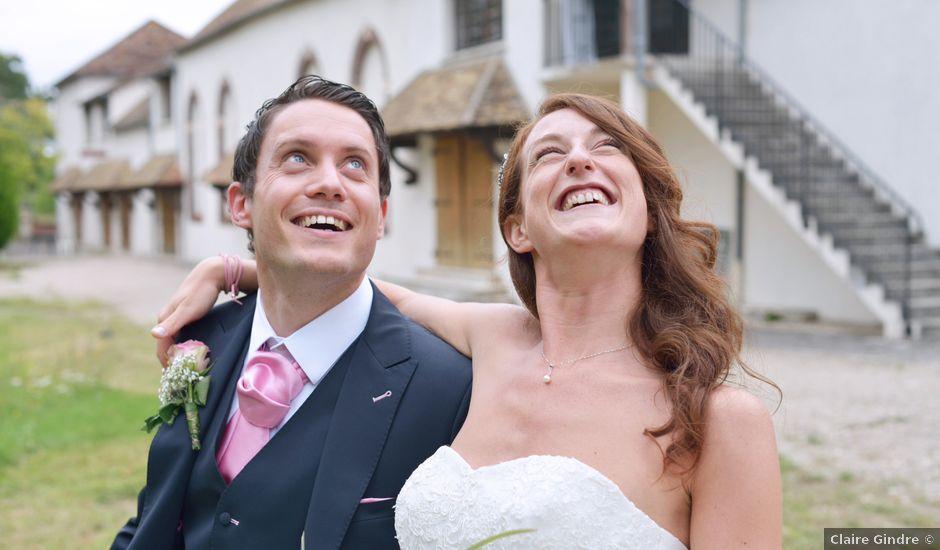 Le mariage de Romain et Delphine à Courbevoie, Hauts-de-Seine