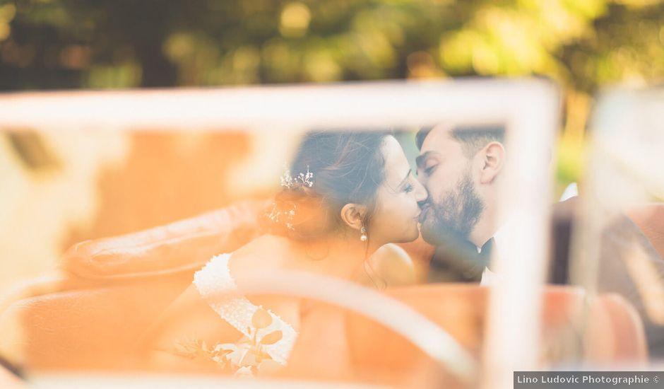Le mariage de Tony et Sabine à Lyon, Rhône