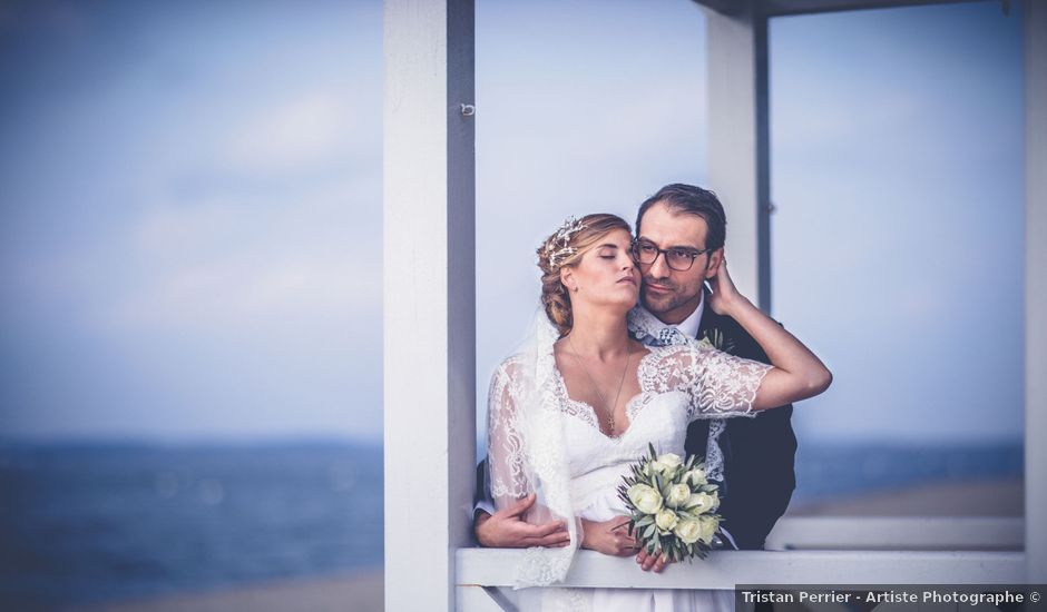 Le mariage de Norvan et Marine à Arcachon, Gironde