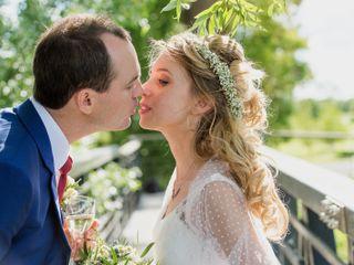 Le mariage de Charlotte et Aurelien