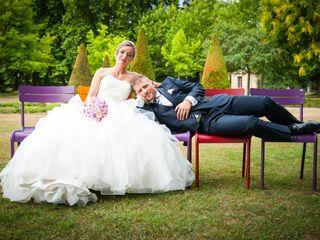 Le mariage de Andrea et Emmanuel