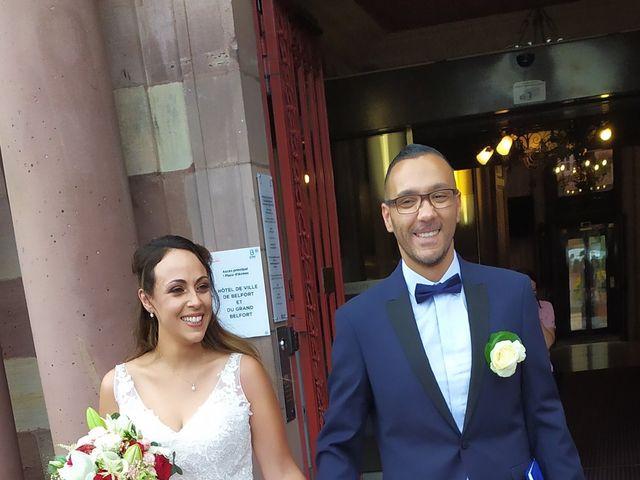 Le mariage de Yassine  et Sophie-Caroline  à Belfort, Territoire de Belfort 6