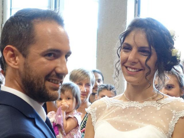Le mariage de Nicolas et Clara à Azé, Saône et Loire 3