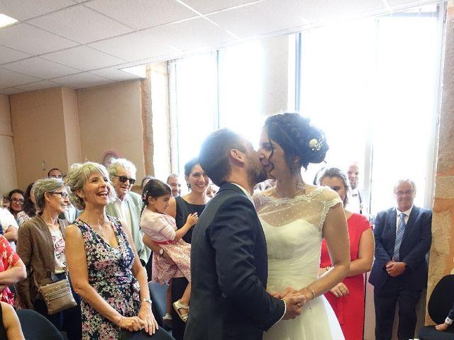 Le mariage de Nicolas et Clara à Azé, Saône et Loire 6