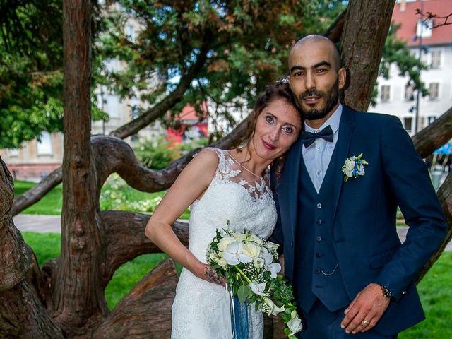 Le mariage de Bessem et Aline à Mulhouse, Haut Rhin 5