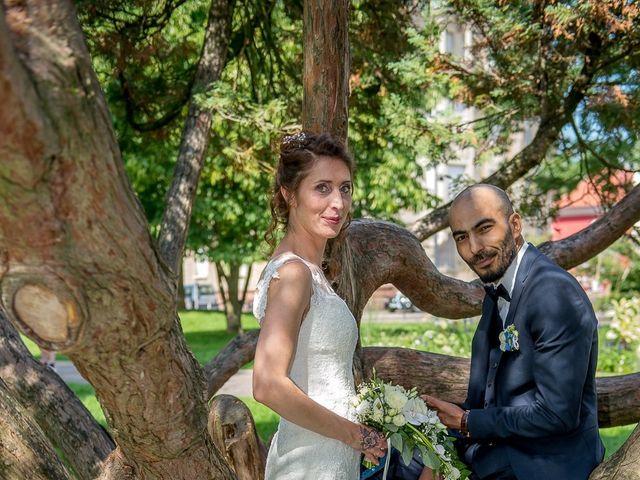 Le mariage de Bessem et Aline à Mulhouse, Haut Rhin 9